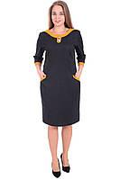 Платье женское большого размера 56,58,60 размер