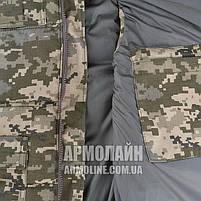 "Жилетка - безрукавка утеплённая ""ВСУ"" // Размер S, фото 5"