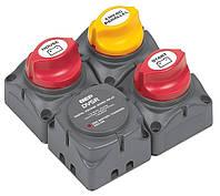 Блок распределения тока зарядки двух батарей - 68102S