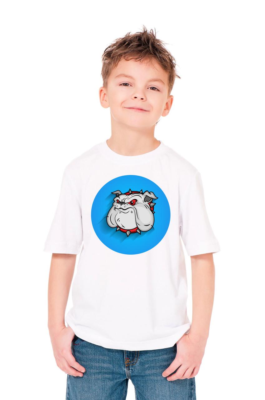 """Детская футболка """"Бульдог"""""""
