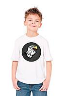 """Дитяча футболка """"Білий орел"""""""