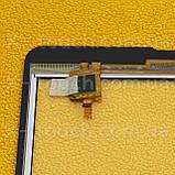 Тачскрин, сенсор MODECOM FreeTab 1001 черный для планшета, фото 2