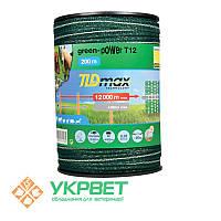 Тесьма GREEN-POWER T12GR TLD 200м (12мм)