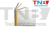 Аккумулятор для планшета 3,7V 108x83x3mm 3pin 3200mAh