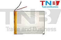 Аккумулятор для планшета 3,7V 140x107x3mm 2pin 5000mAh