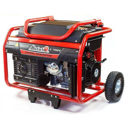 Бензиновый генератор Matari S7990E, фото 2