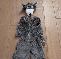 Карнавальный, новогодний костюм Волка