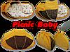 Складная сумка-кровать с матрасом и подушкой «Picnic Baby» Красная Picnic Baby»