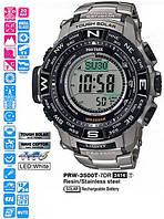 Часы Casio Pro Trek PRW-3500T-7ER
