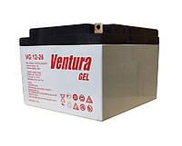Гелевый аккумулятор Ventura VG 12-26