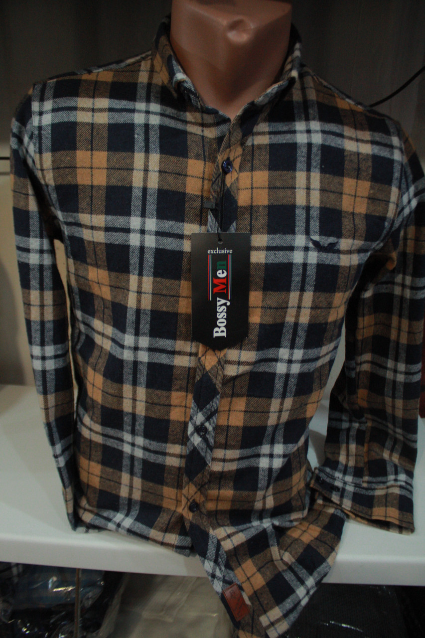 24ac9a9d654a444 Мужская рубашка оптом, цена 225 грн., купить в Одессе — Prom.ua (ID ...