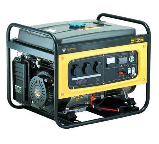 Бензиновый генератор KGE6500E (Даем скидку 10 процентов)