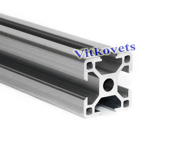 Станочный алюминиевый профиль  30х30 1000мм, фото 2