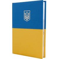 Щоденник напівдатований Capys, жовто-блакитний O26115