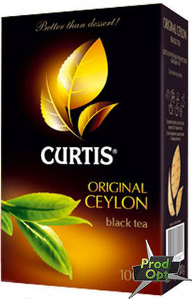 Чай Curtis Original Ceylon Tea 100 г, фото 2