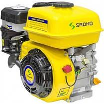 Двигатель бензиновый Sadko GE-200(фильтр в масл. ванне), фото 3