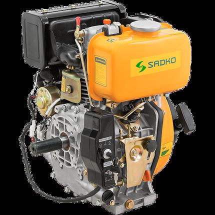 Двигатель дизельный Sadko DE-300E, фото 2