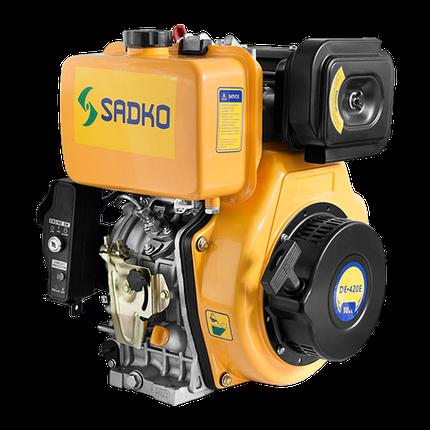 Двигатель дизельный Sadko DE-420Е, фото 2