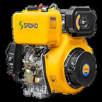 Двигатель дизельный Sadko DE-440 E (Бесплатная доставка по Украине)