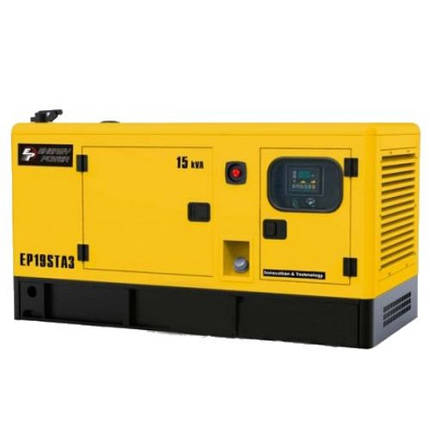 Дизельный генератор ENERGY POWER EP19SS3, фото 2