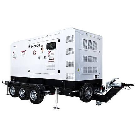 Дизельный генератор Matari MD200, фото 2