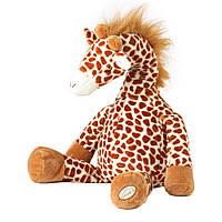 Ласковый Жираф (убаюкивающая игрушка)