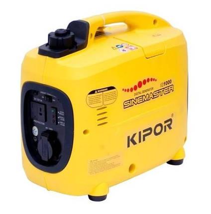 Инверторный генератор Kipor IG1000 (Даем скидку 10 процентов), фото 2