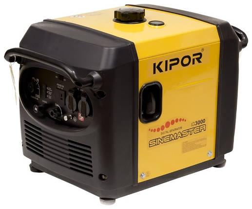 Инверторный генератор Kipor IG3000 (Даем скидку 10 процентов), фото 2
