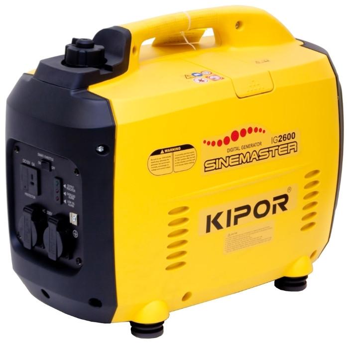 Инверторный генератор Kipor IG2600 (Даем скидку 10 процентов)