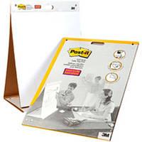 Суперклейкі фліпчарти-стікери Post-it (559 WHT) білі, 63.5 см х 76.2 см, 30 л. 559
