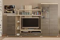 Стенка Кай New Мебель Сервис 3000х400х1972 мм