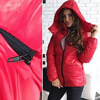Женская Куртка Аляска с капюшоном