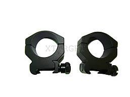 Кольца для оптики 30 мм CCOP, средние