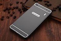Алюминиевый чехол бампер для Lenovo A 7000/ K3 Note, фото 1