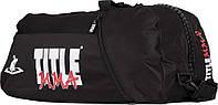 Оригинальная Сумка - рюкзак Title MMA World Champ Sport