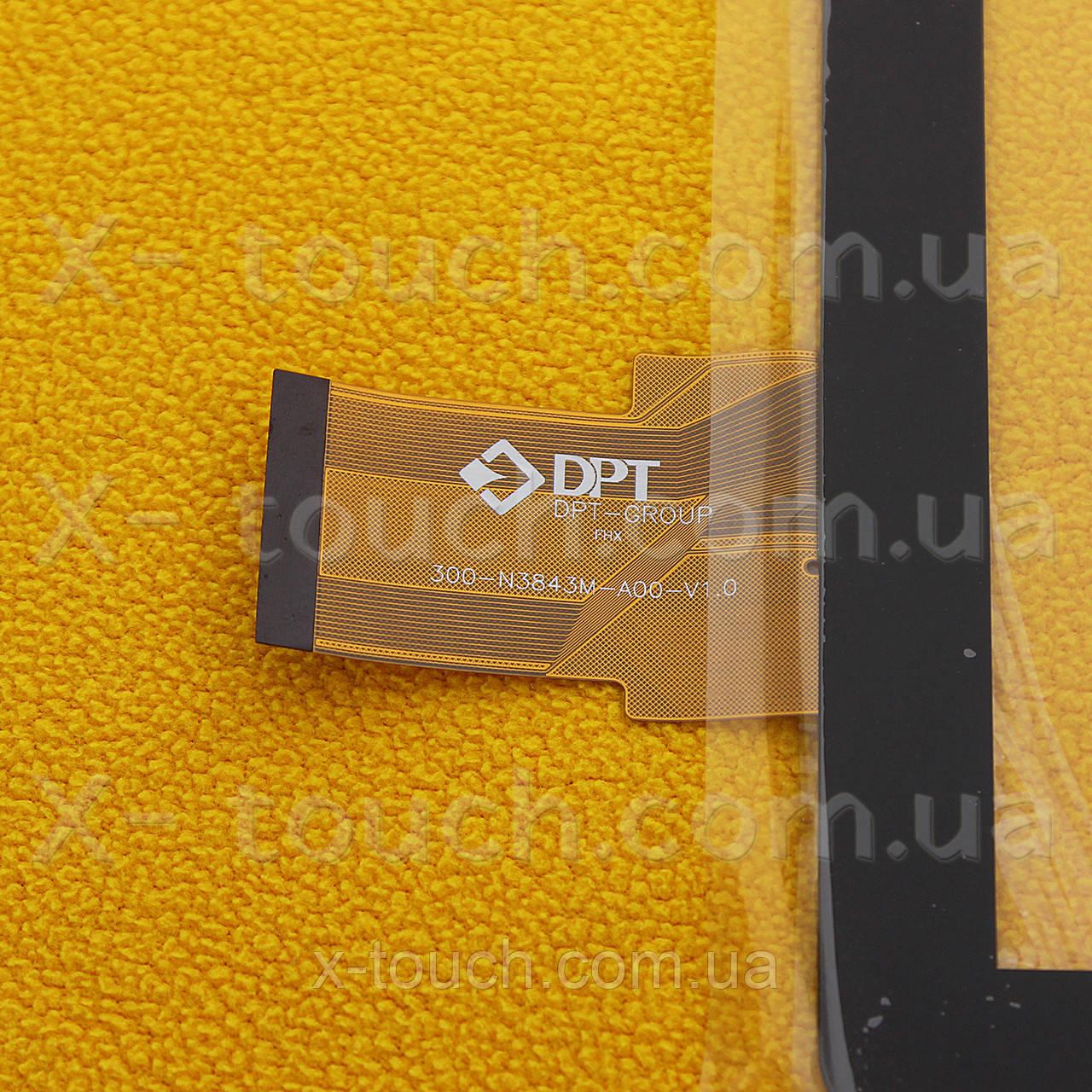 Тачскрин, сенсор  LHJ0206 FPC V01  для планшета