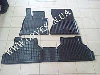 Коврики резиновые BMW X5 E70 (к-т 4шт) AVTO-Gumm