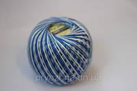 Пряжа Хлопок Лили Ярнарт, хлопковые нитки для вязания, пряжа хлопок ярна для вязания,  Yarnart  lily