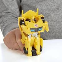 """Игрушка трансформер  Бамблби """"Роботы под прикрытием"""" - Bumblebee 12 см"""