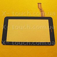 Тачскрин, сенсор TE-0700-0030 черный для планшета