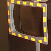 Дорожное зеркало MEGA 400х600мм
