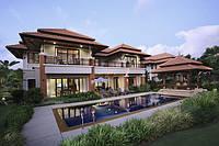 Индивидуальные дома, коттеджи и виллы - проектирование и строительство.