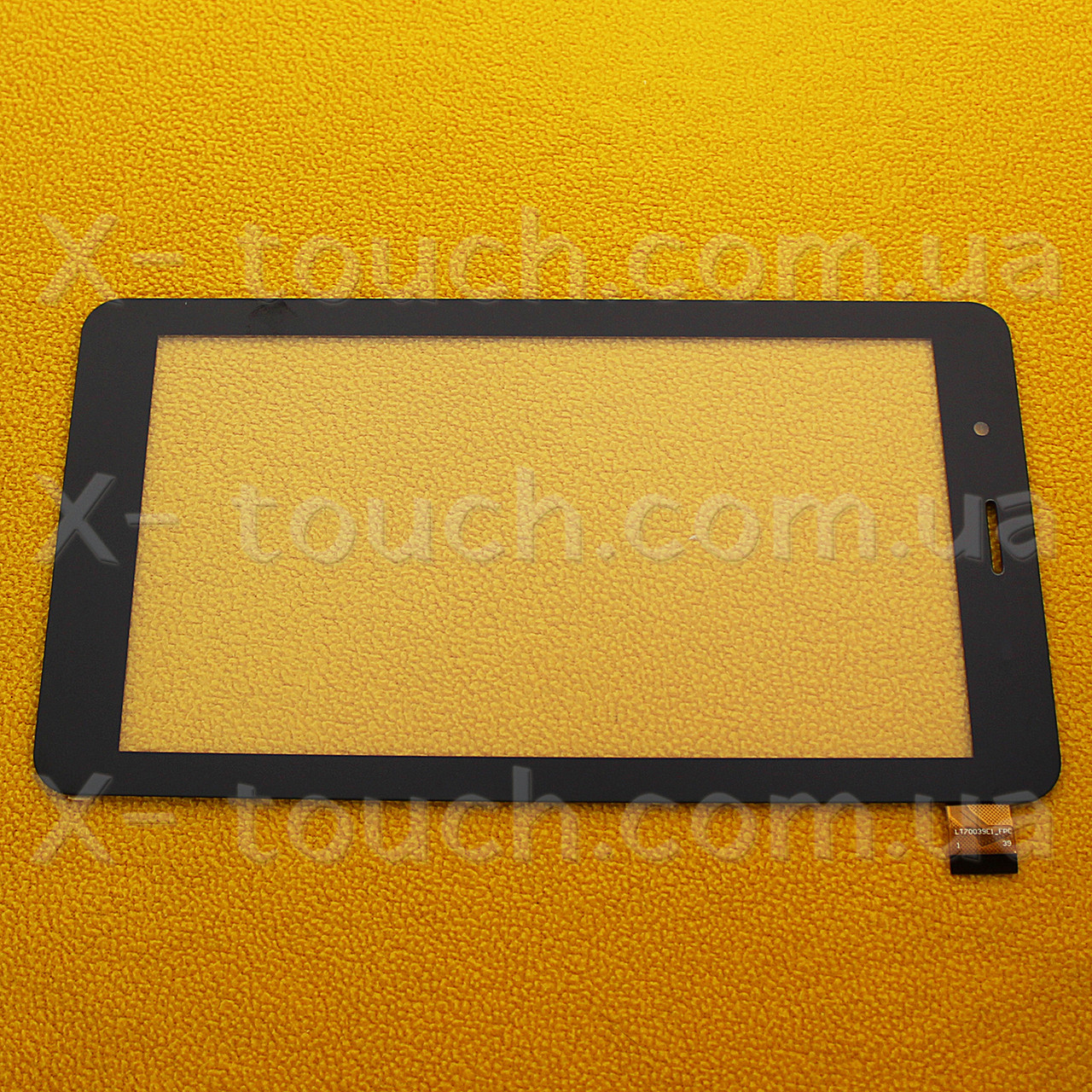 Тачскрін, сенсор LT70039E1 FPC для планшета
