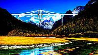 Металлические мосты - новые эффективные  проектные решения.