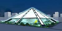 Стадионы, дворцы спорта и кинокоцертные залы - проектирование на основе инновационных конструктивных решений