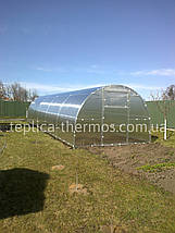 Секция на теплицу «Thermos 3*6» из квадратного профиля,поликарбонат 4мм, фото 2