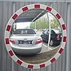 Дорожное зеркало MEGA 600мм