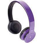 Gemix BH-07 наушники с микрофоном BLUETOOTH беспроводные (purple)