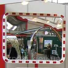 Дорожное зеркало MEGA 800х1000мм