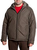 Мужская демисезонная куртка с капюшоном, фото 1